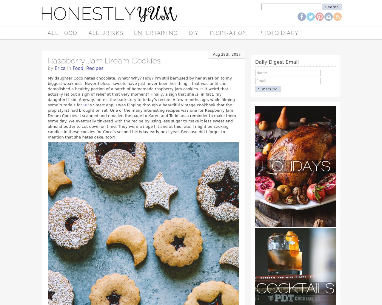 HonestlyYUM-Advertising-Reviews-Pricing
