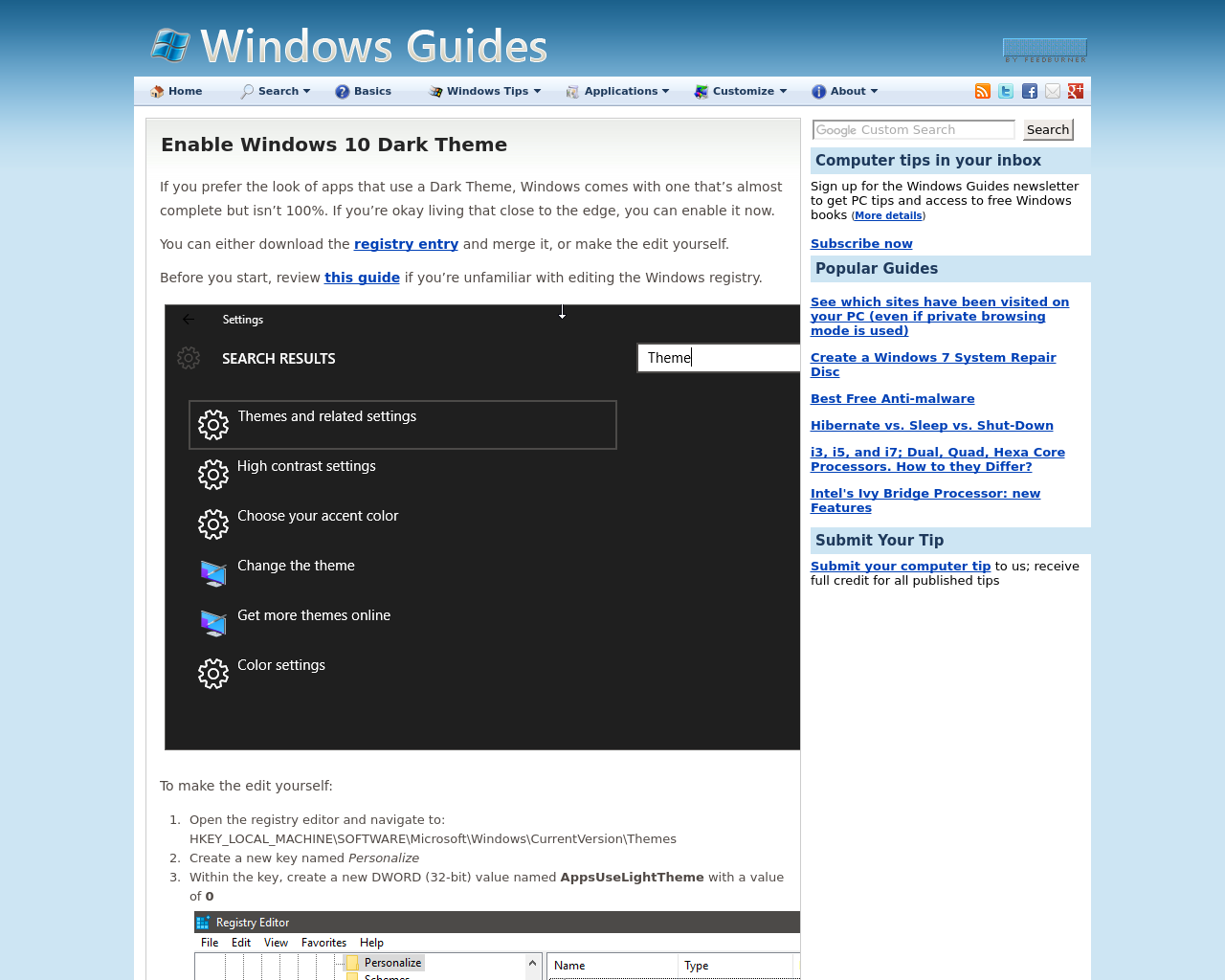Windows-Guides-Advertising-Reviews-Pricing