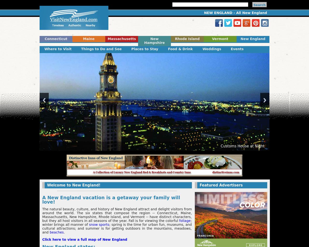 VisitNewEngland.com-Advertising-Reviews-Pricing