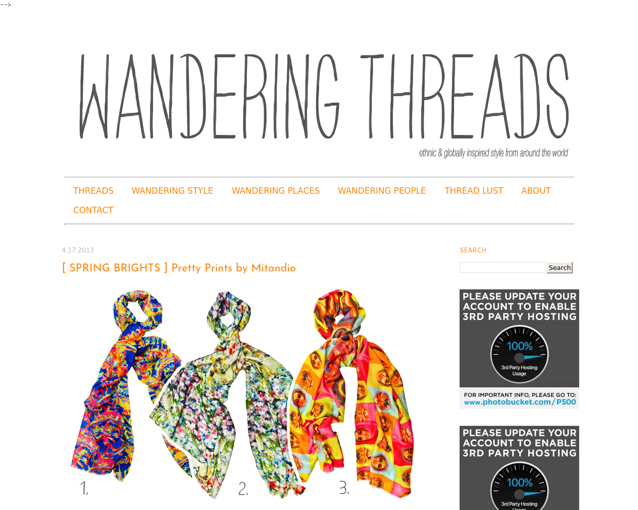 Wandering-Threads-Advertising-Reviews-Pricing