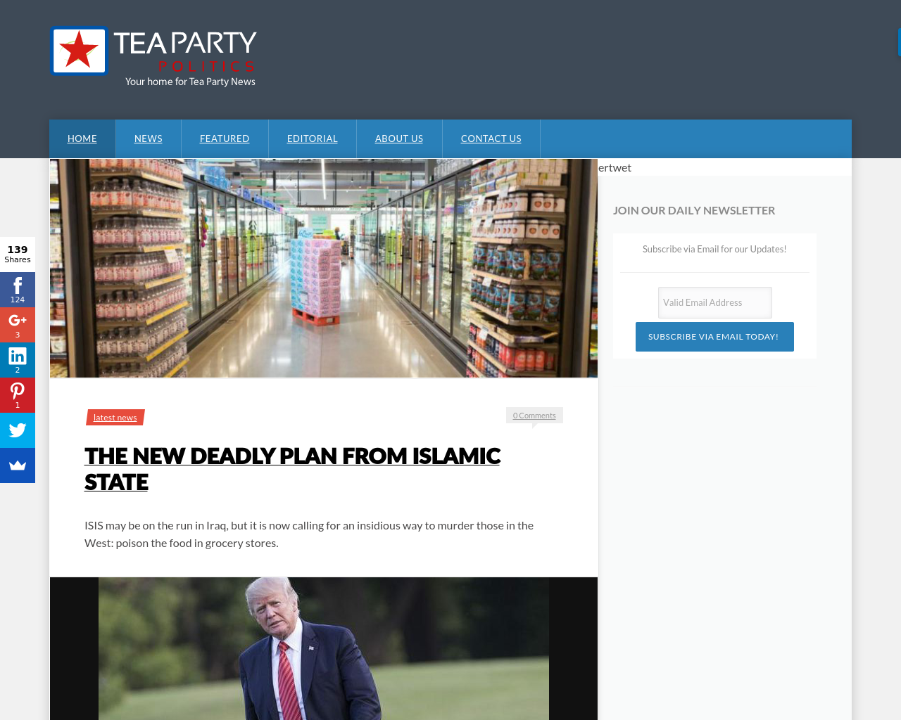 TEA-PARTY-POLITICS-Advertising-Reviews-Pricing