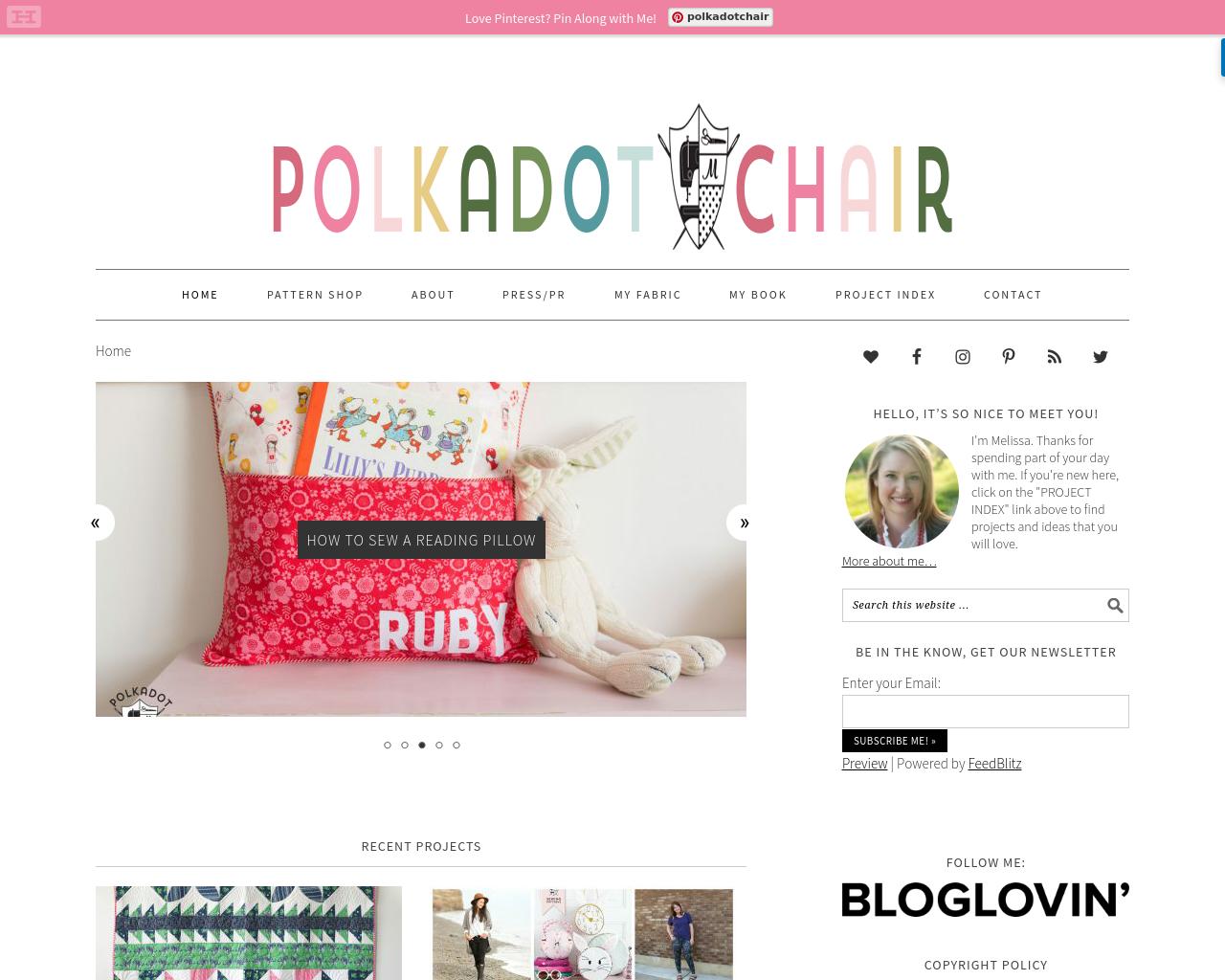 The-Polka-Dot-Chair-Advertising-Reviews-Pricing