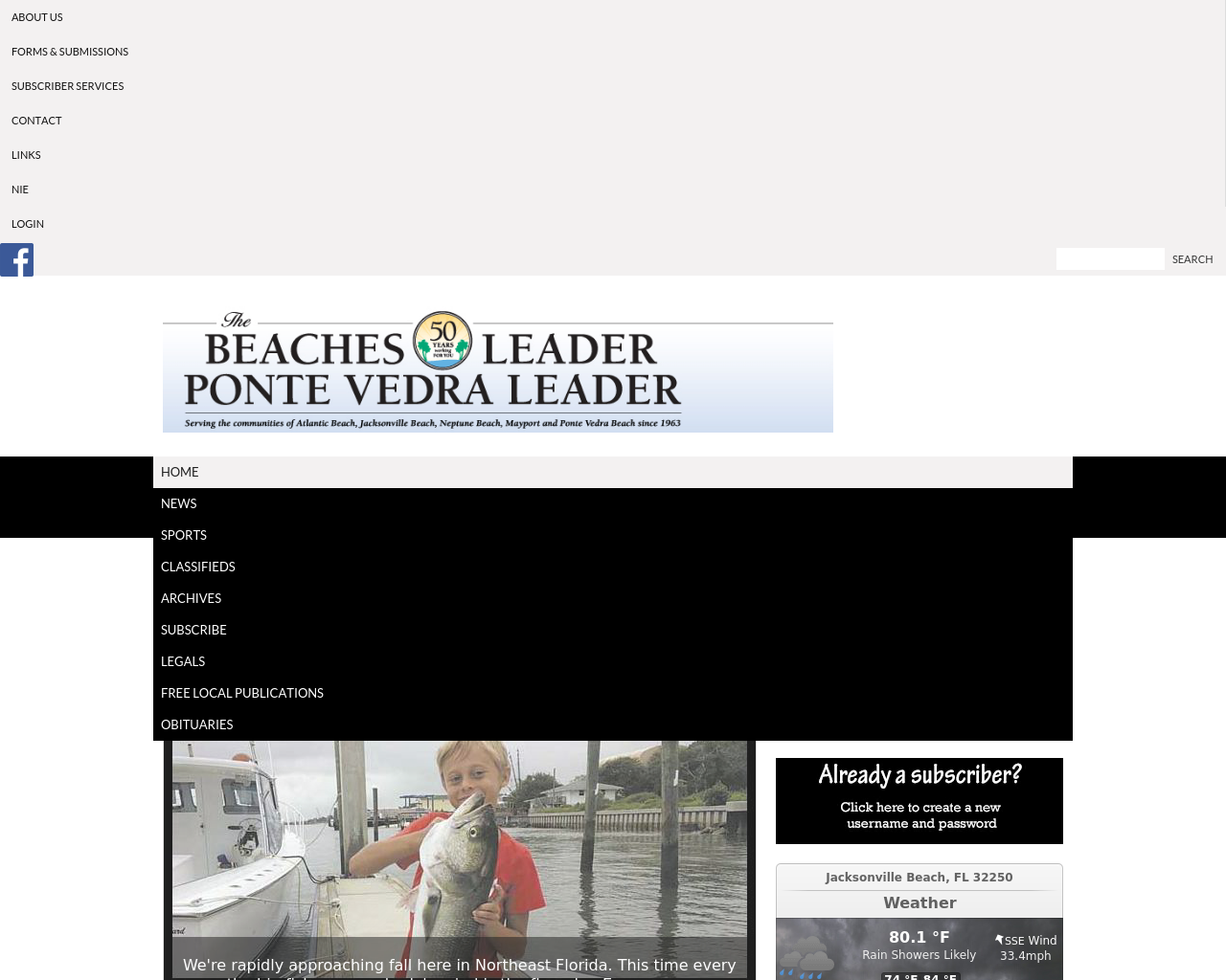 The-Beaches-Leader,-Ponte-Vedra-Leader-Advertising-Reviews-Pricing