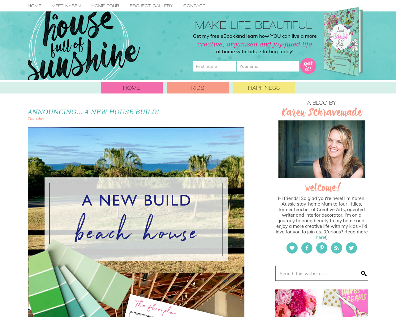 A-House-Full-Of-Sunshine-|-Advertising-Reviews-Pricing