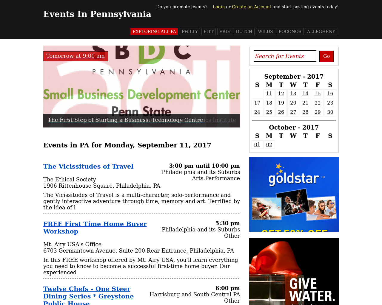 Events-In-Pennsylvania-Advertising-Reviews-Pricing