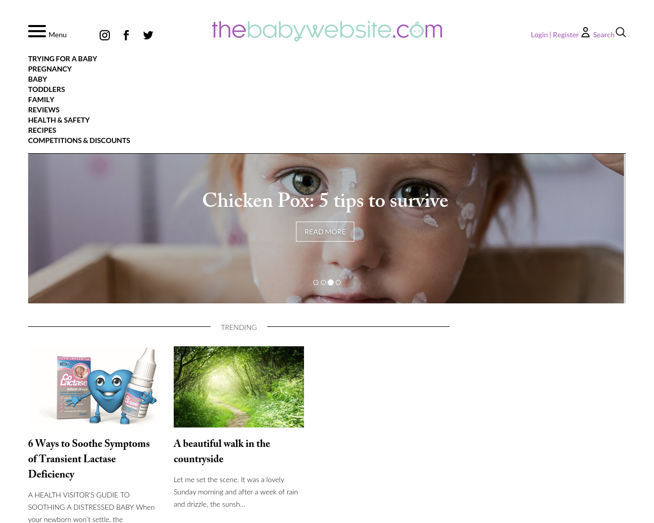 The-Baby-Website-Advertising-Reviews-Pricing