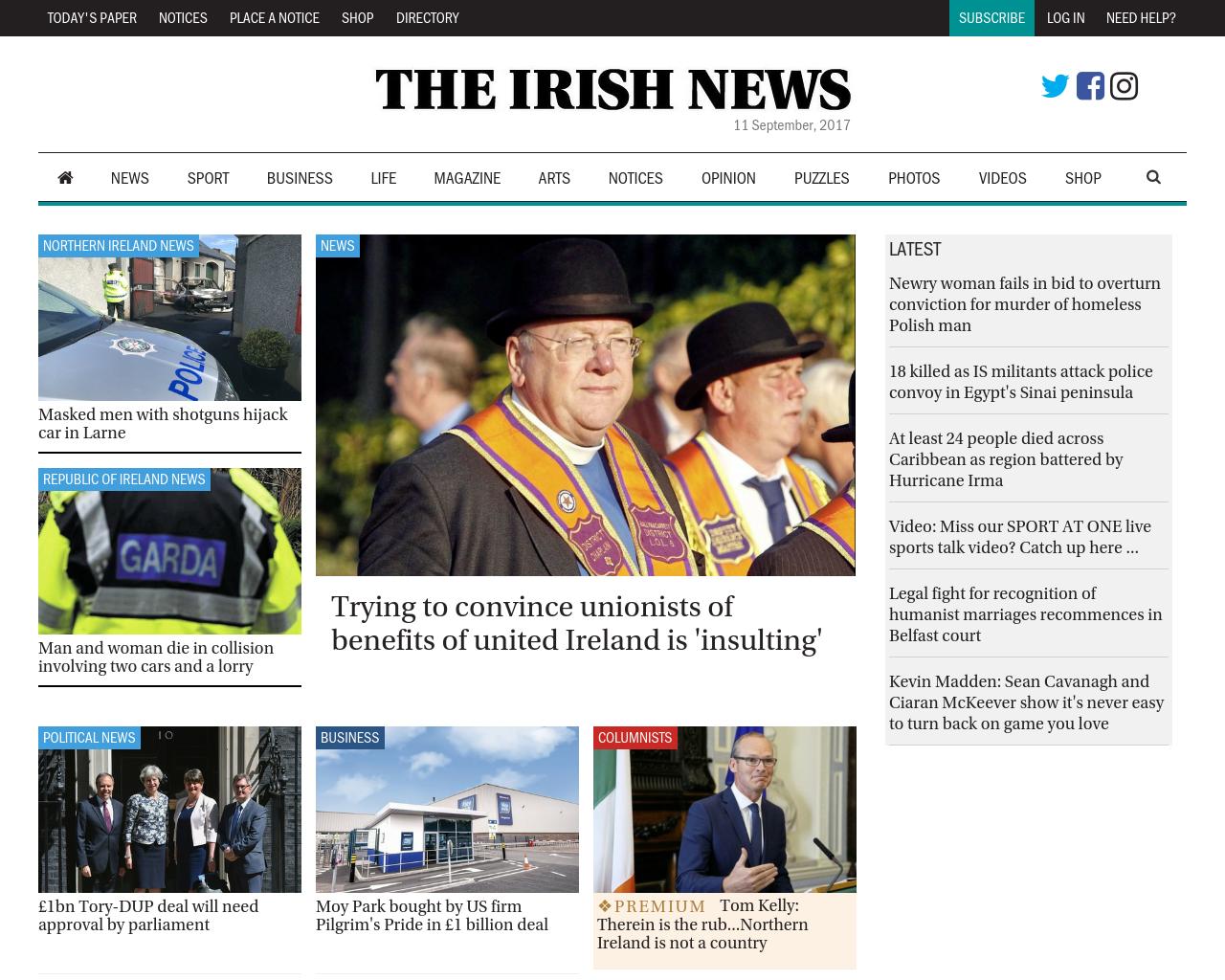 The-Irish-News-Advertising-Reviews-Pricing