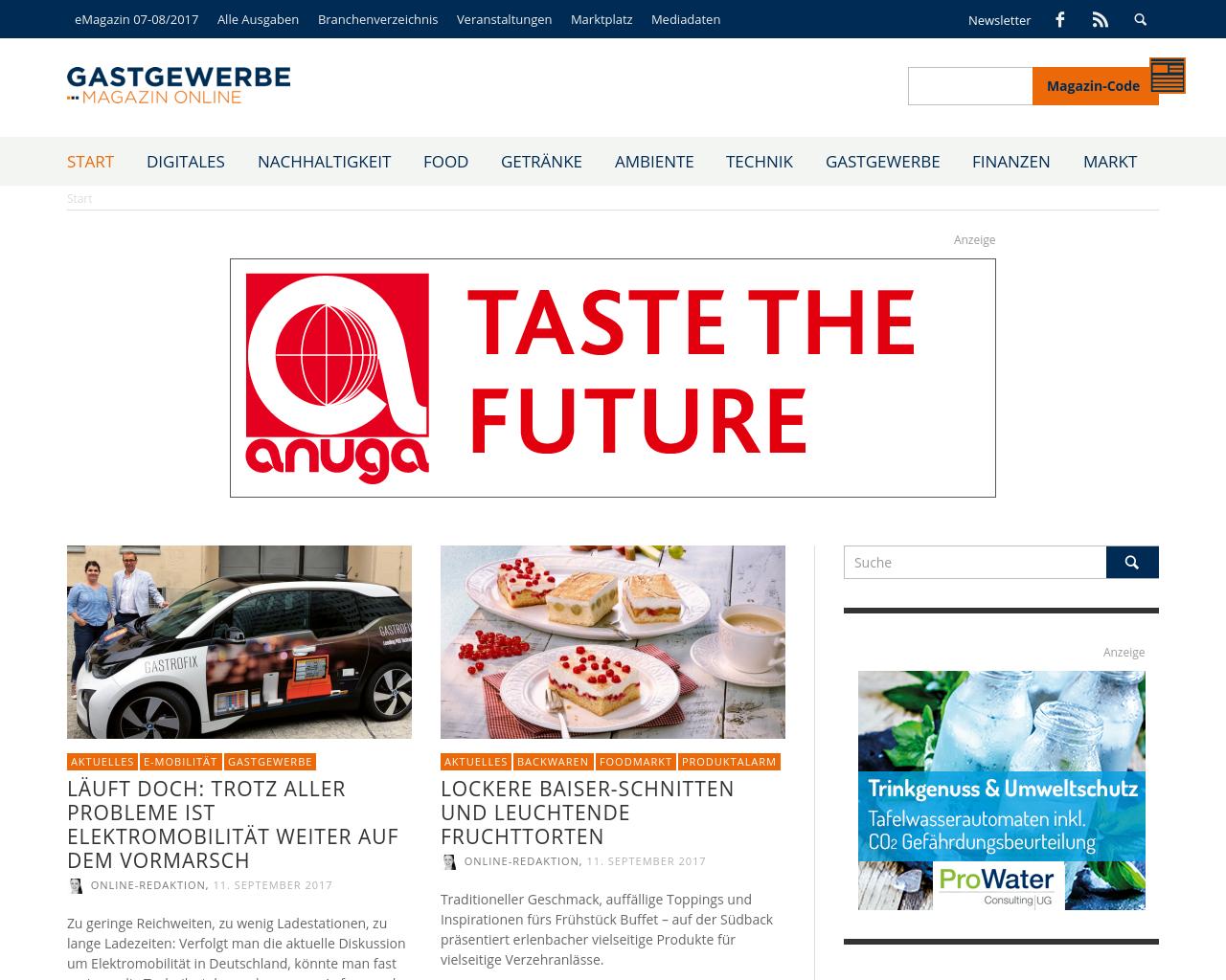 Gastgewerbe-Magazin-Online-Advertising-Reviews-Pricing