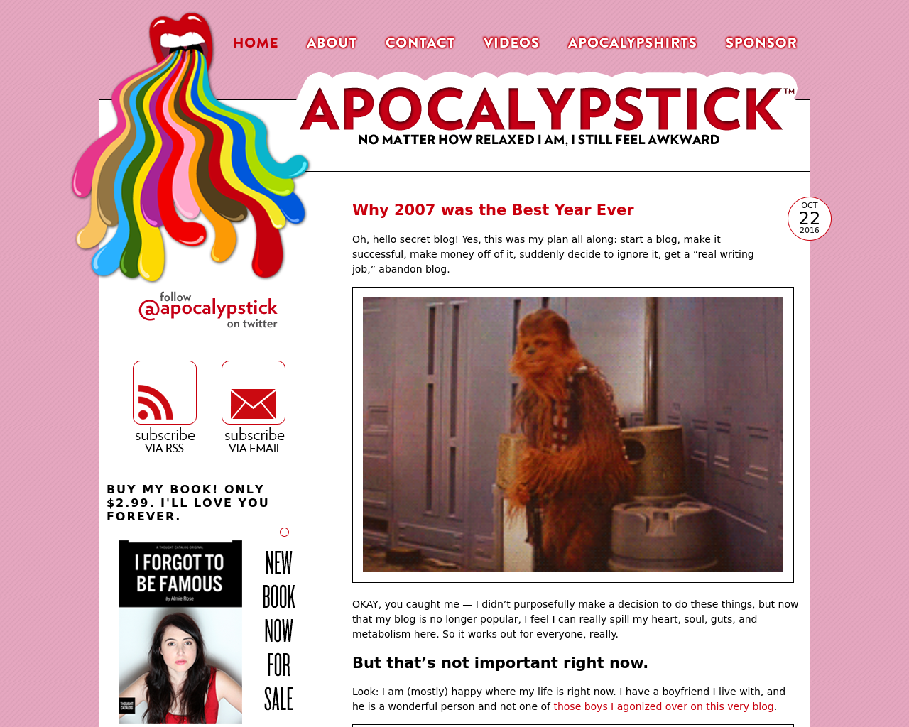 APOCALYPSTICK-Advertising-Reviews-Pricing