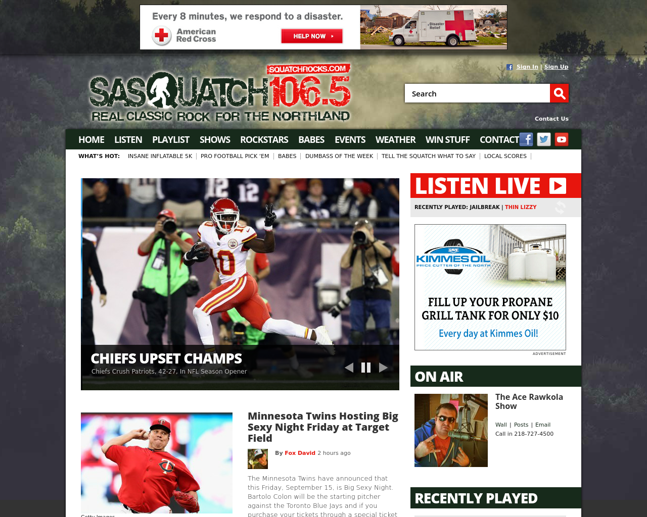 Sasquatch-106.5-(WEBC)-Advertising-Reviews-Pricing