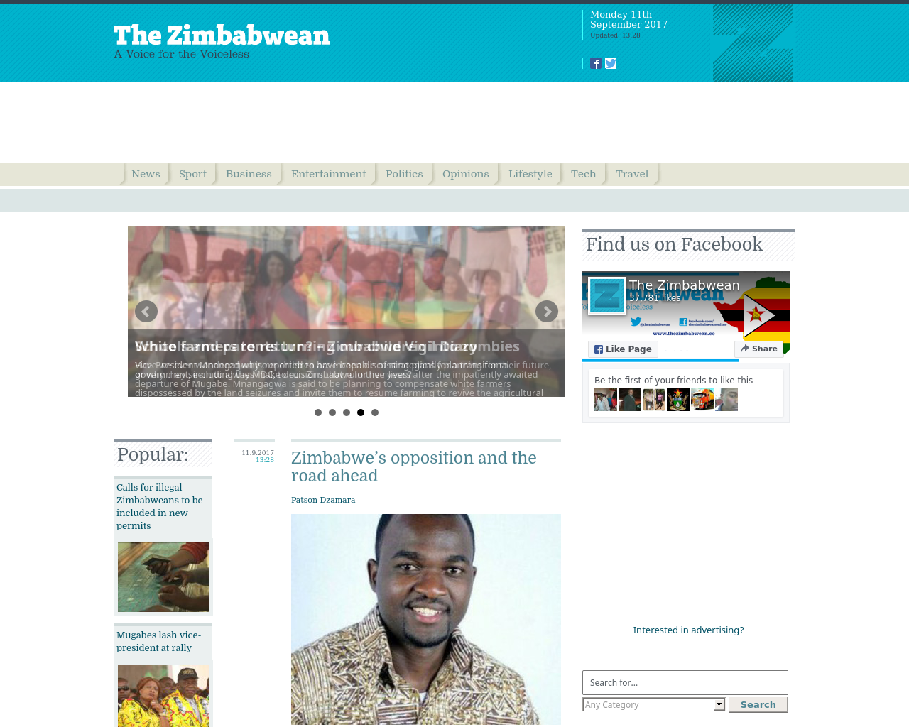 The-Zimbabwean-Advertising-Reviews-Pricing