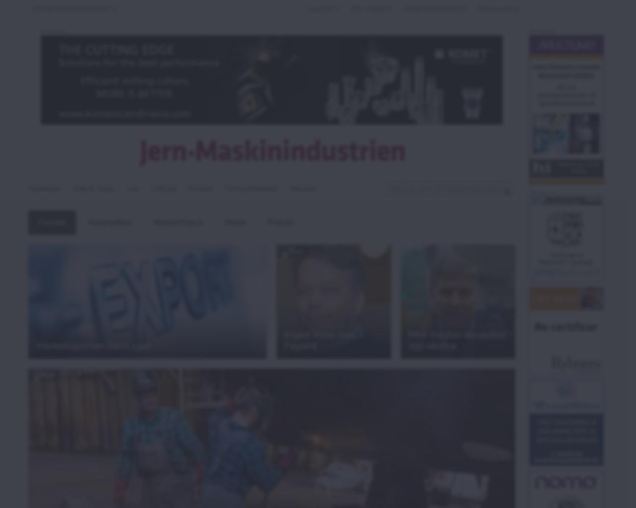 Jern-&-Maskinindustrien-Advertising-Reviews-Pricing