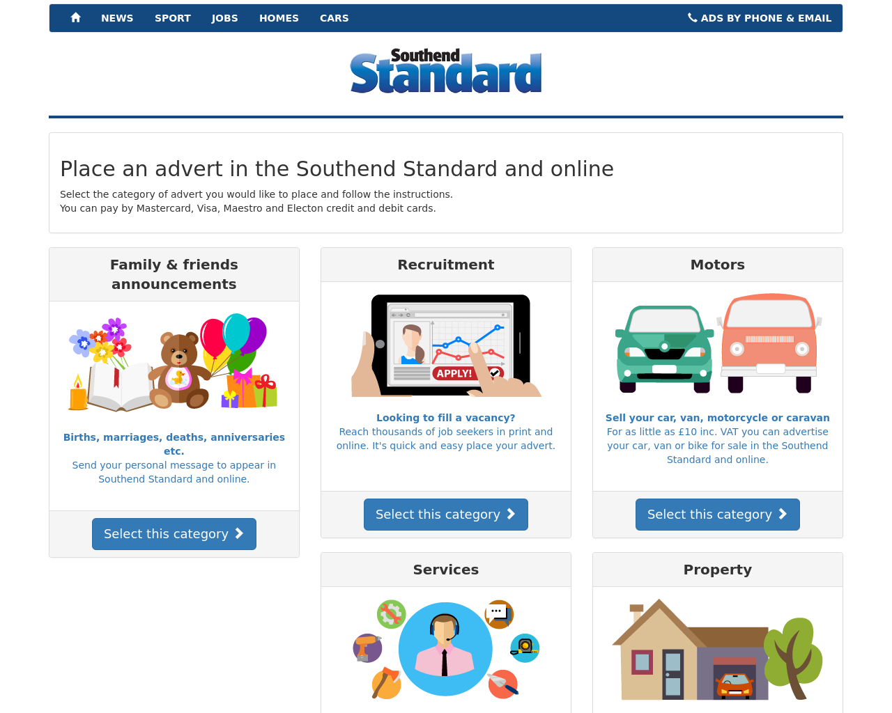 Southend-Standard-Advertising-Reviews-Pricing