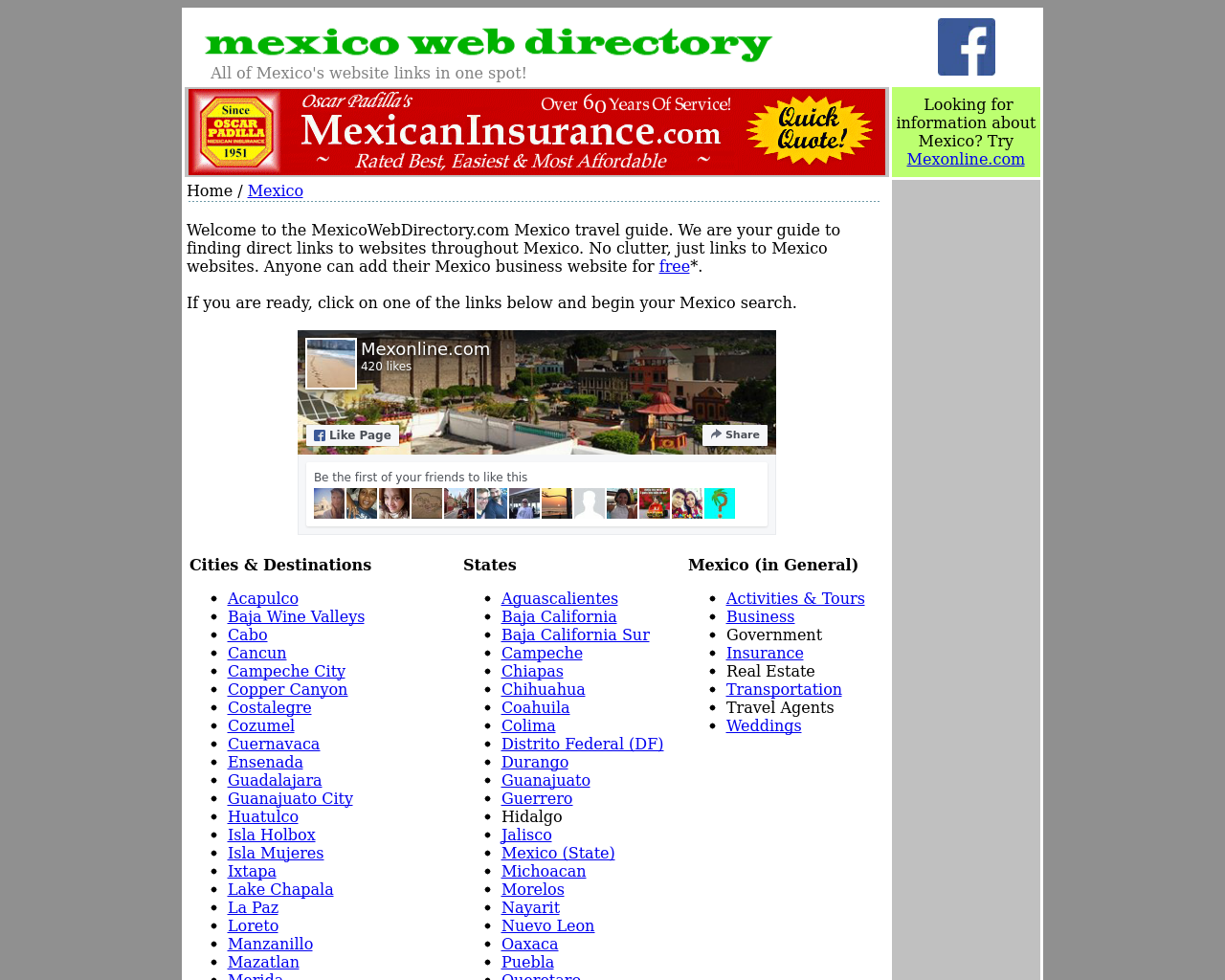 Mexico-Web-Directory-Advertising-Reviews-Pricing