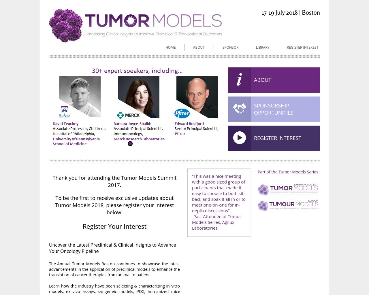 Tumor-models.com-Advertising-Reviews-Pricing