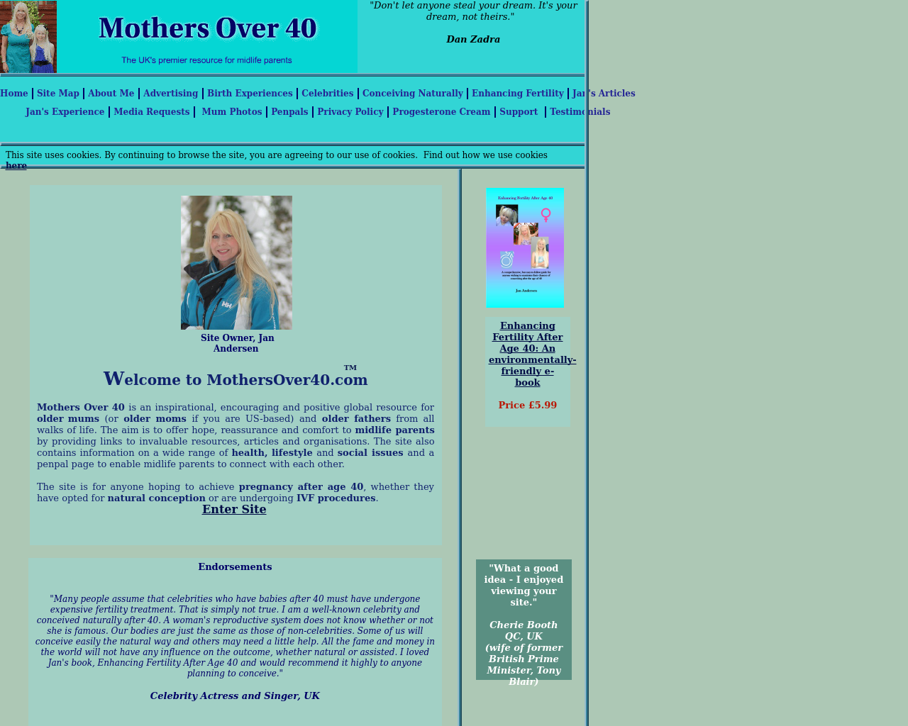 Mothers-Over-40-Advertising-Reviews-Pricing