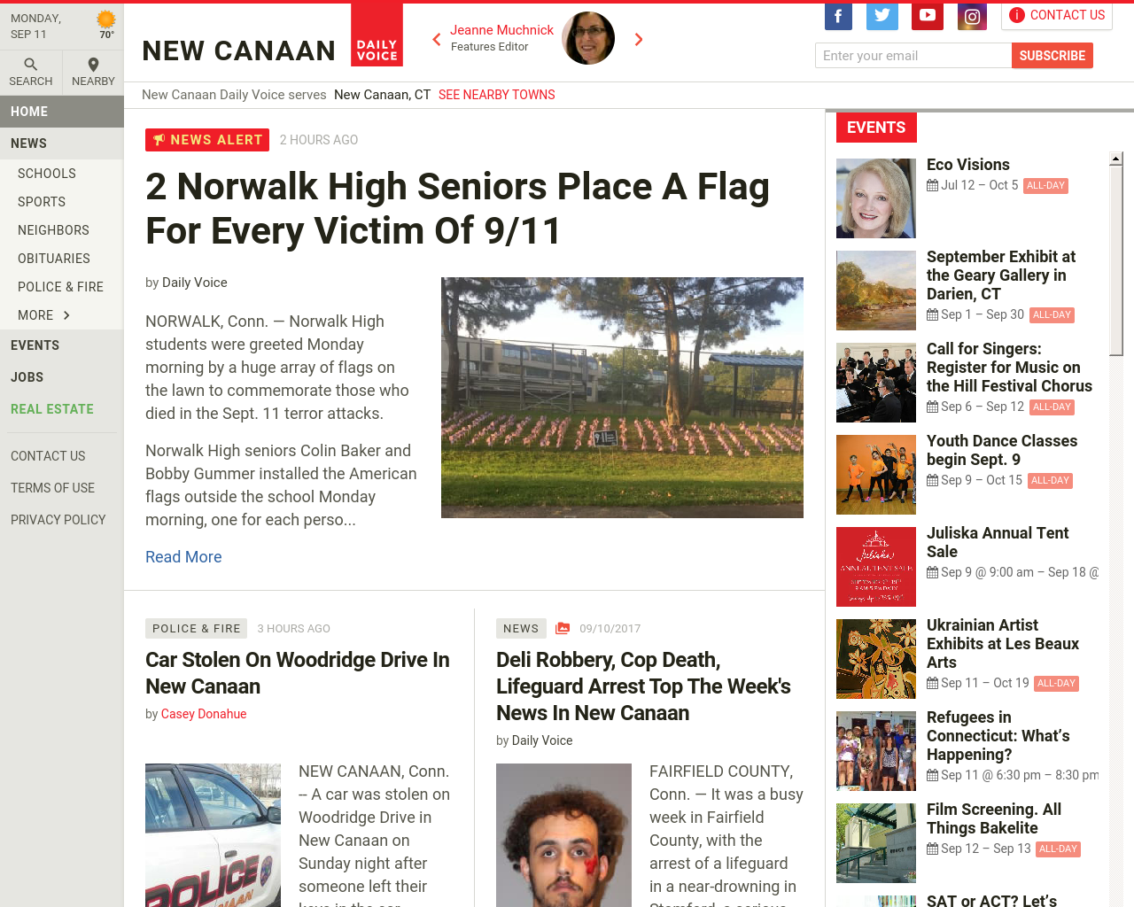 New-Canaan-Daily-Voice-Advertising-Reviews-Pricing