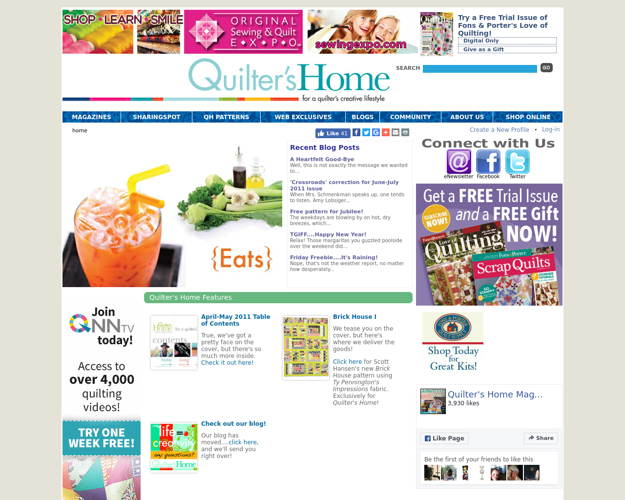 Quilter's-Home-Magazine-Advertising-Reviews-Pricing