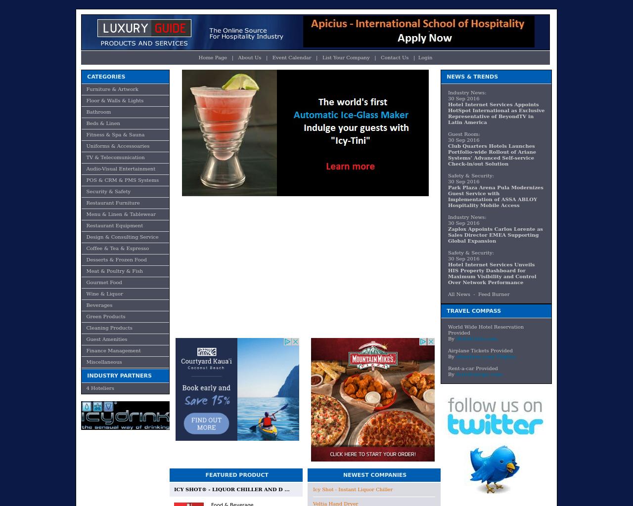 Luxuryguideps.com-Advertising-Reviews-Pricing
