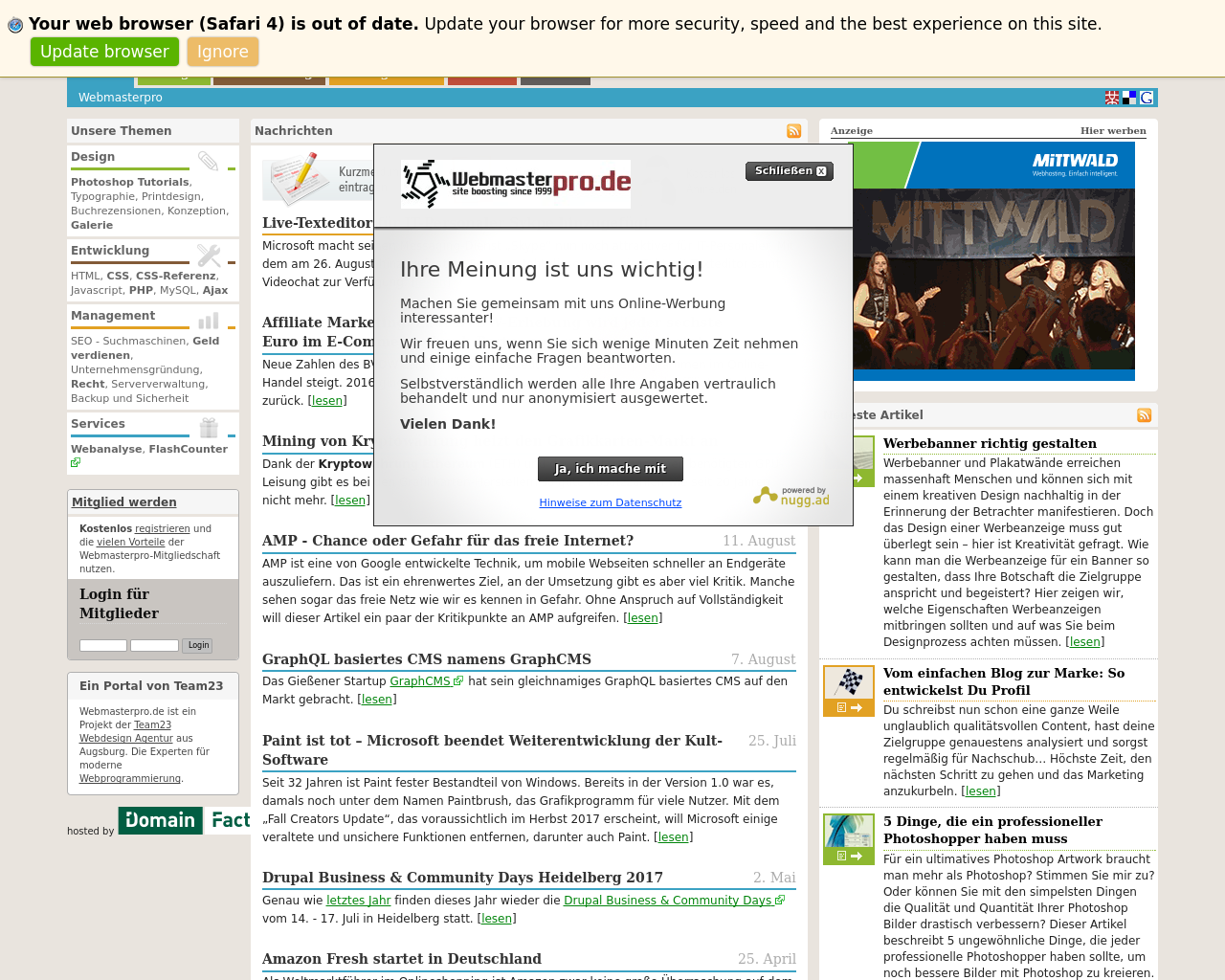 Webmasterpro.de-Advertising-Reviews-Pricing