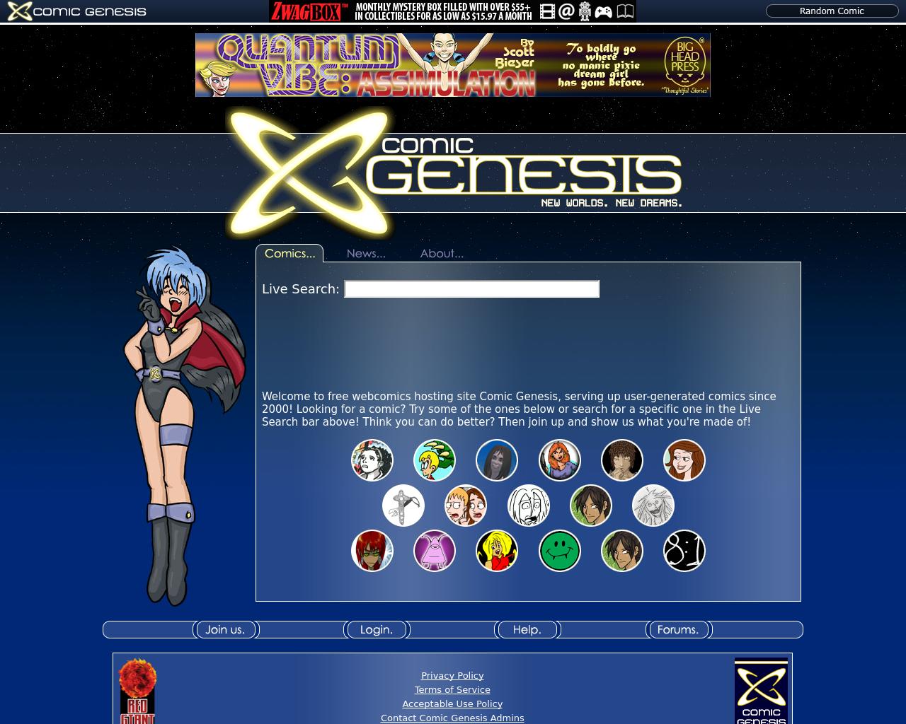 Comic-Genesis-Advertising-Reviews-Pricing