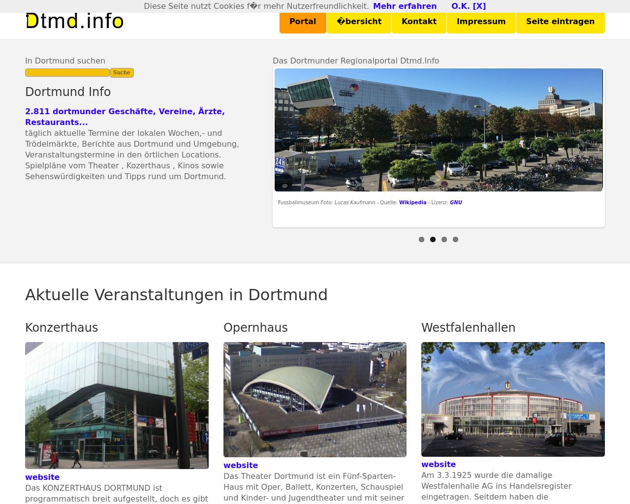 Dortmund-Info-Advertising-Reviews-Pricing