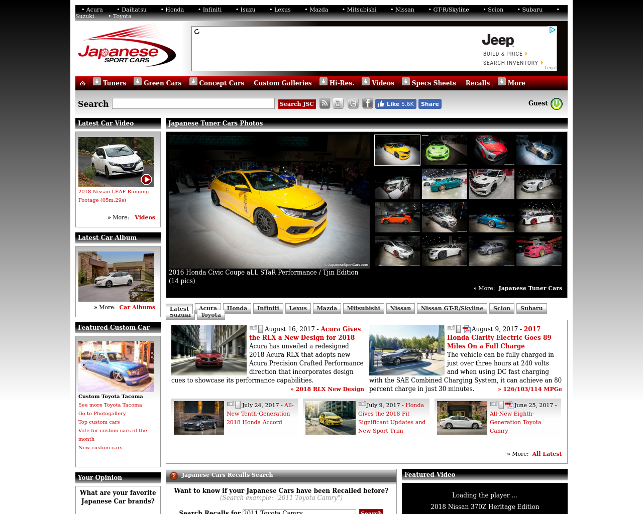 JapaneseSportCars.com-Advertising-Reviews-Pricing