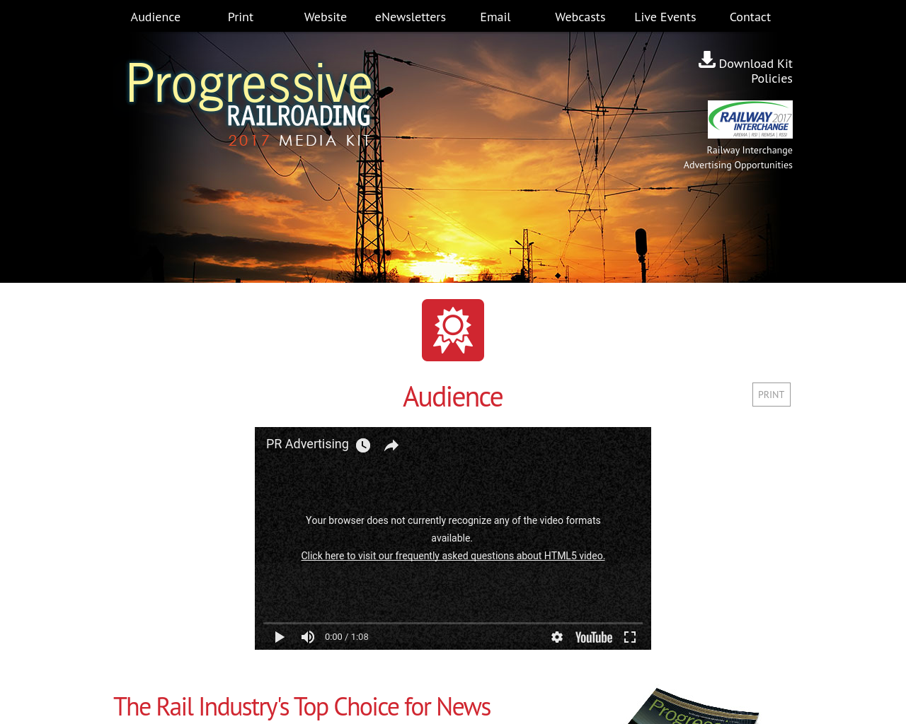 Progressive-Railroading-Advertising-Reviews-Pricing