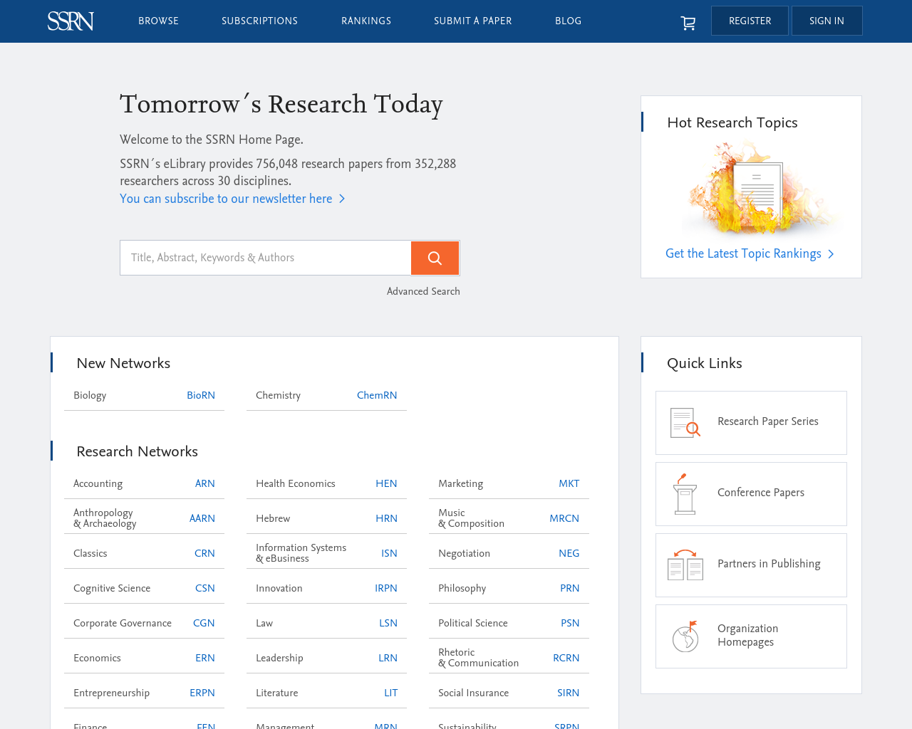 Social-Science-Research-Network-Advertising-Reviews-Pricing