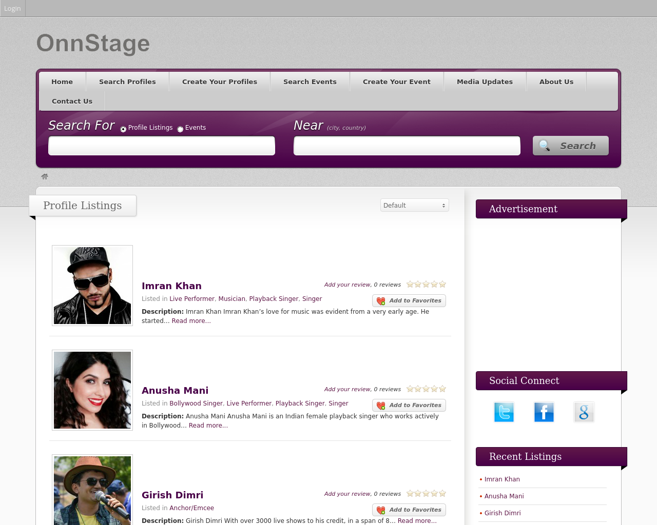 OnnStage-Advertising-Reviews-Pricing