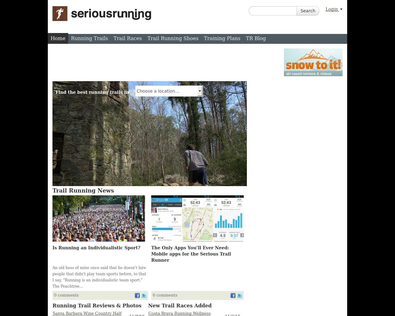 Seriousrunning-Advertising-Reviews-Pricing