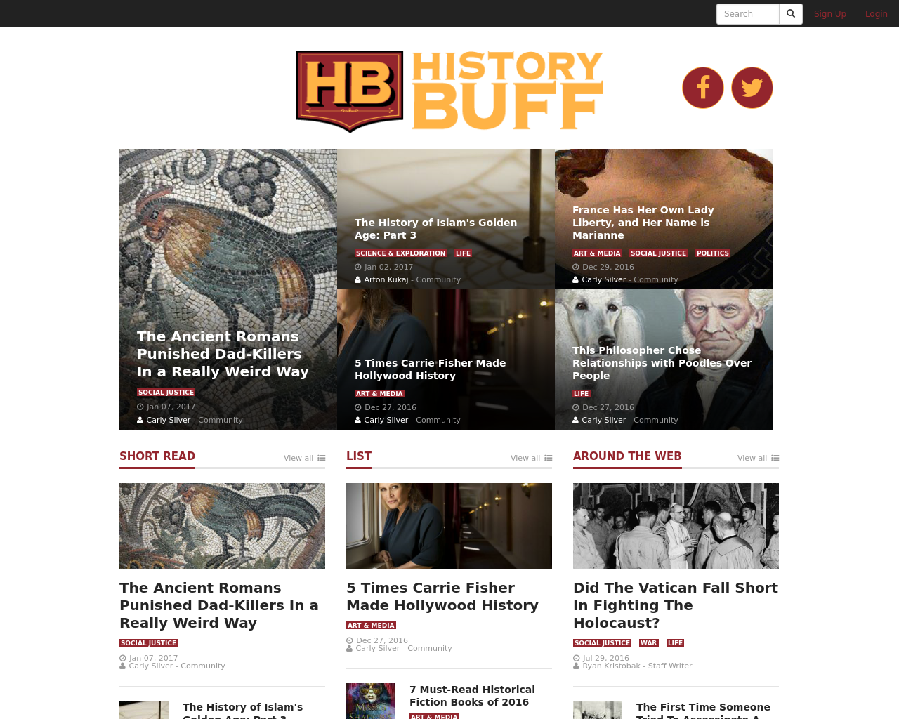 History-Buff-Advertising-Reviews-Pricing