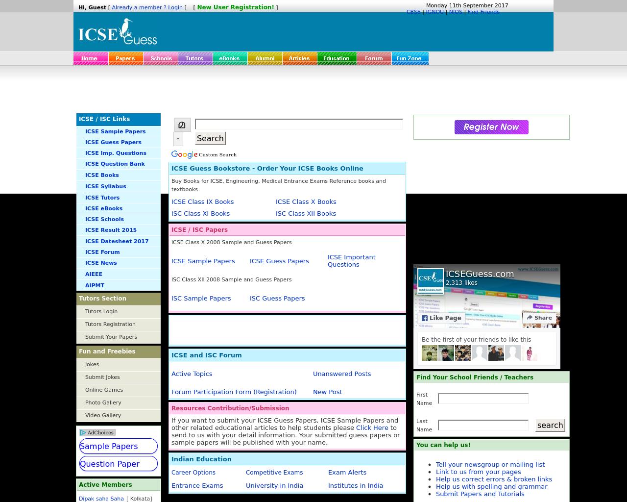 ICSEGuess-Advertising-Reviews-Pricing
