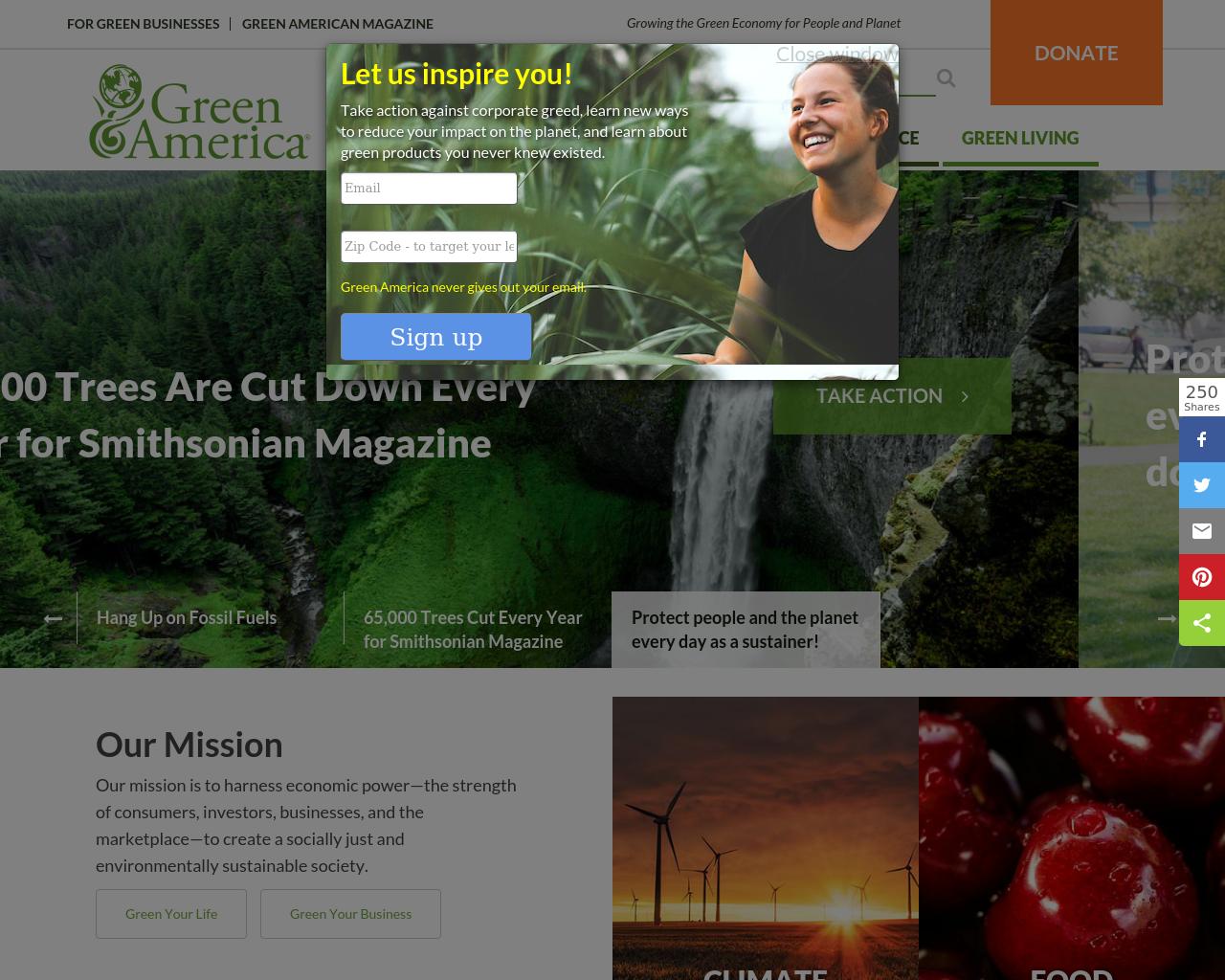 Green-America-Advertising-Reviews-Pricing