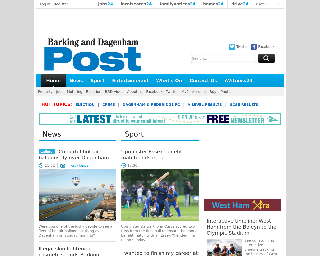 Barking-and-Dagenham-Post-Advertising-Reviews-Pricing