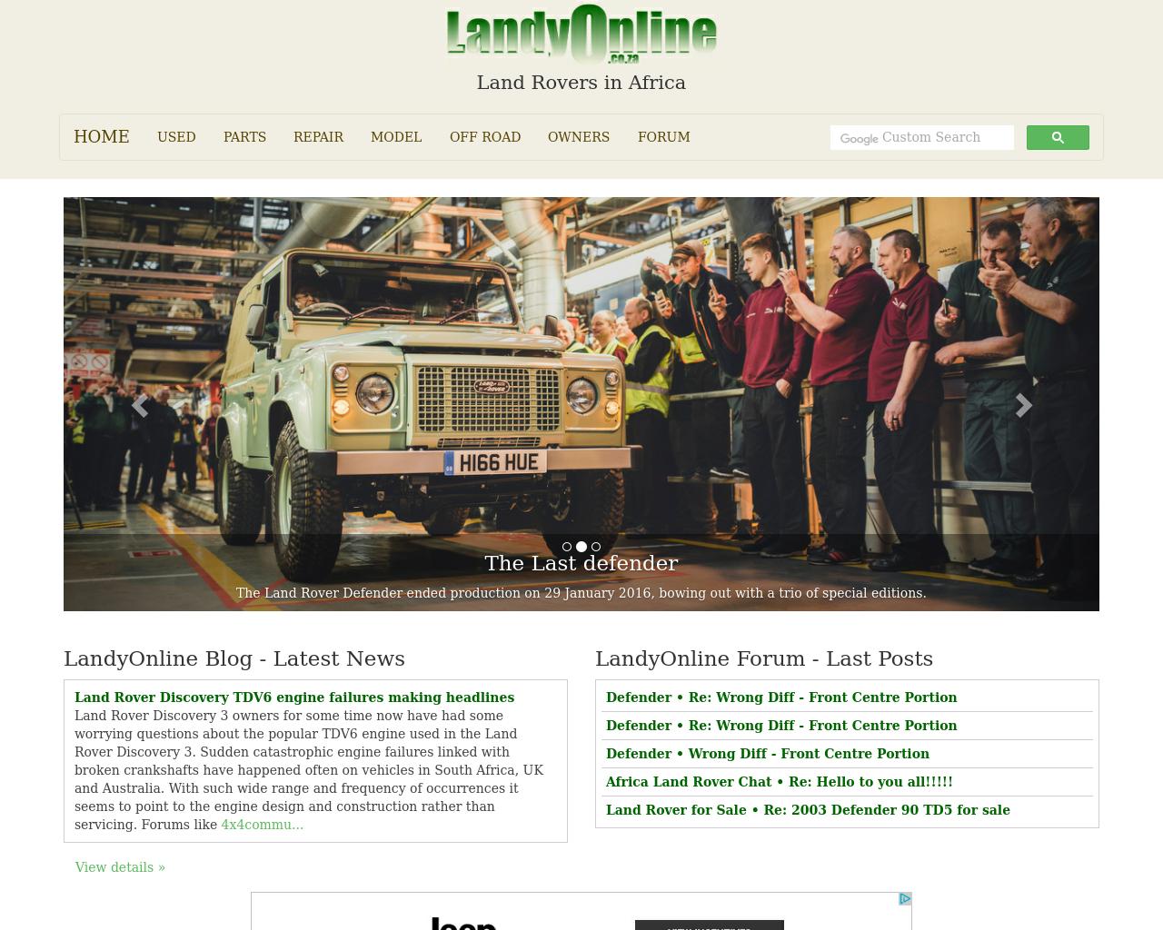 LandyOnline.co.za-Advertising-Reviews-Pricing