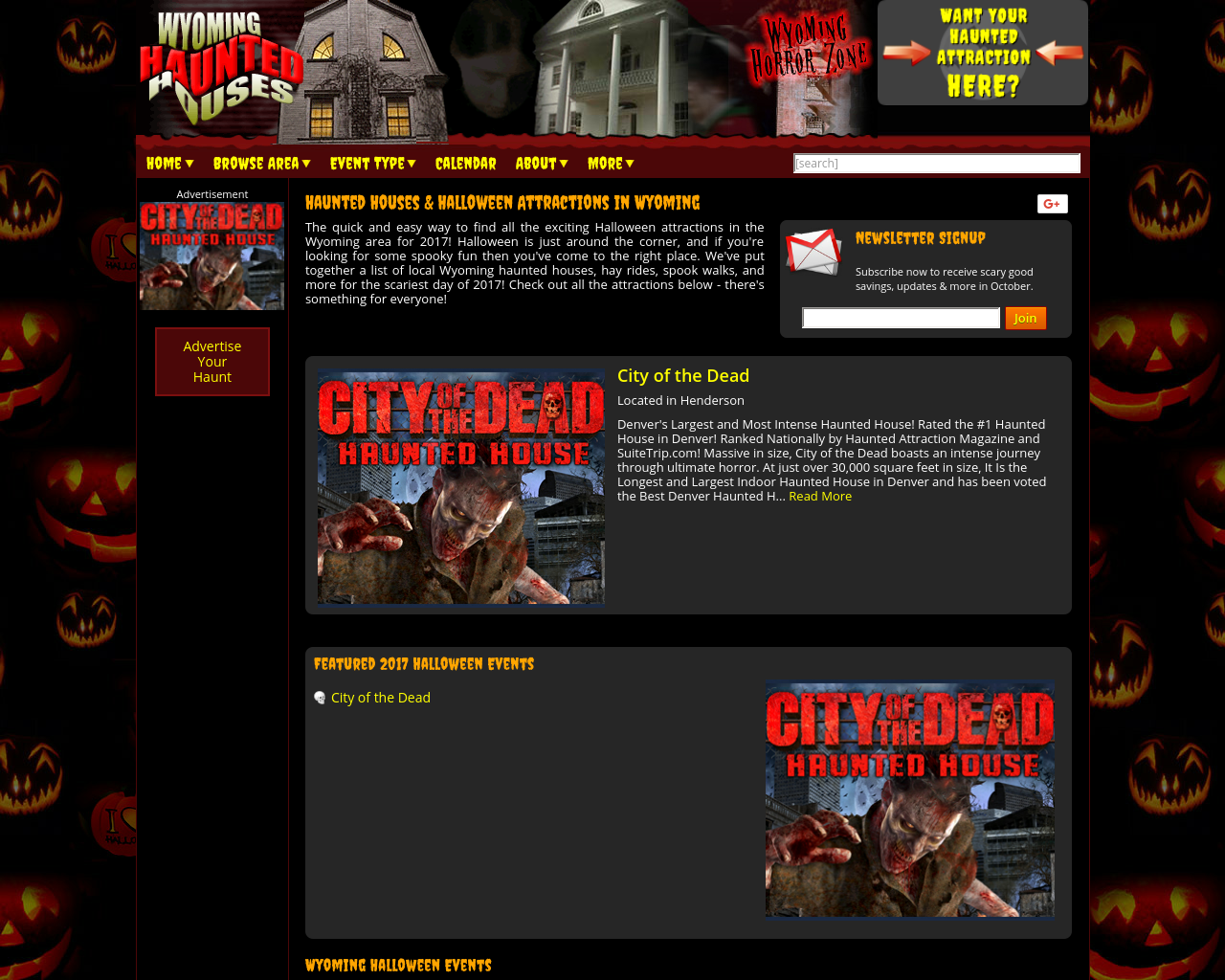 Wyoming-Haunted-Houses-Advertising-Reviews-Pricing