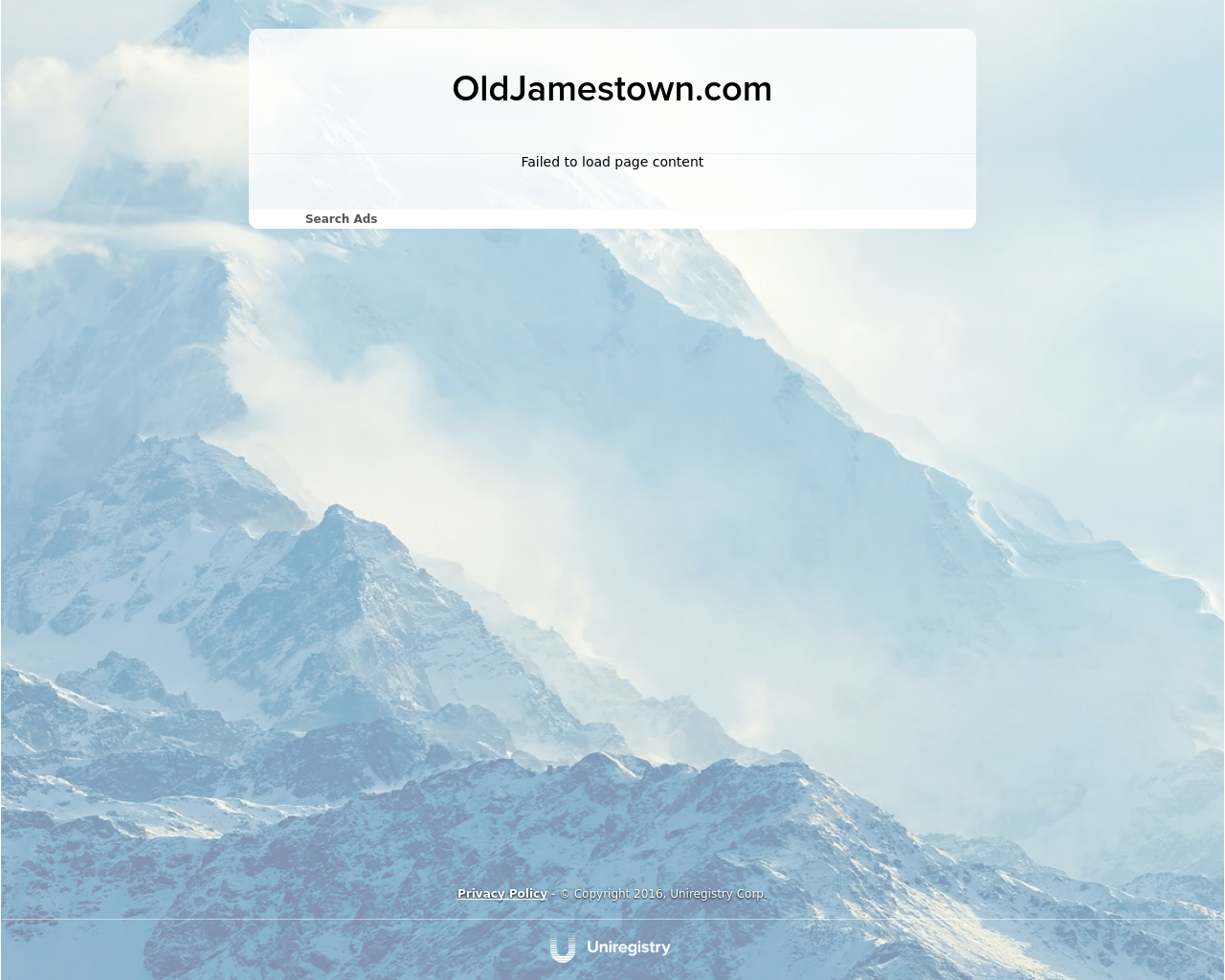 OldJamestown.com-Advertising-Reviews-Pricing