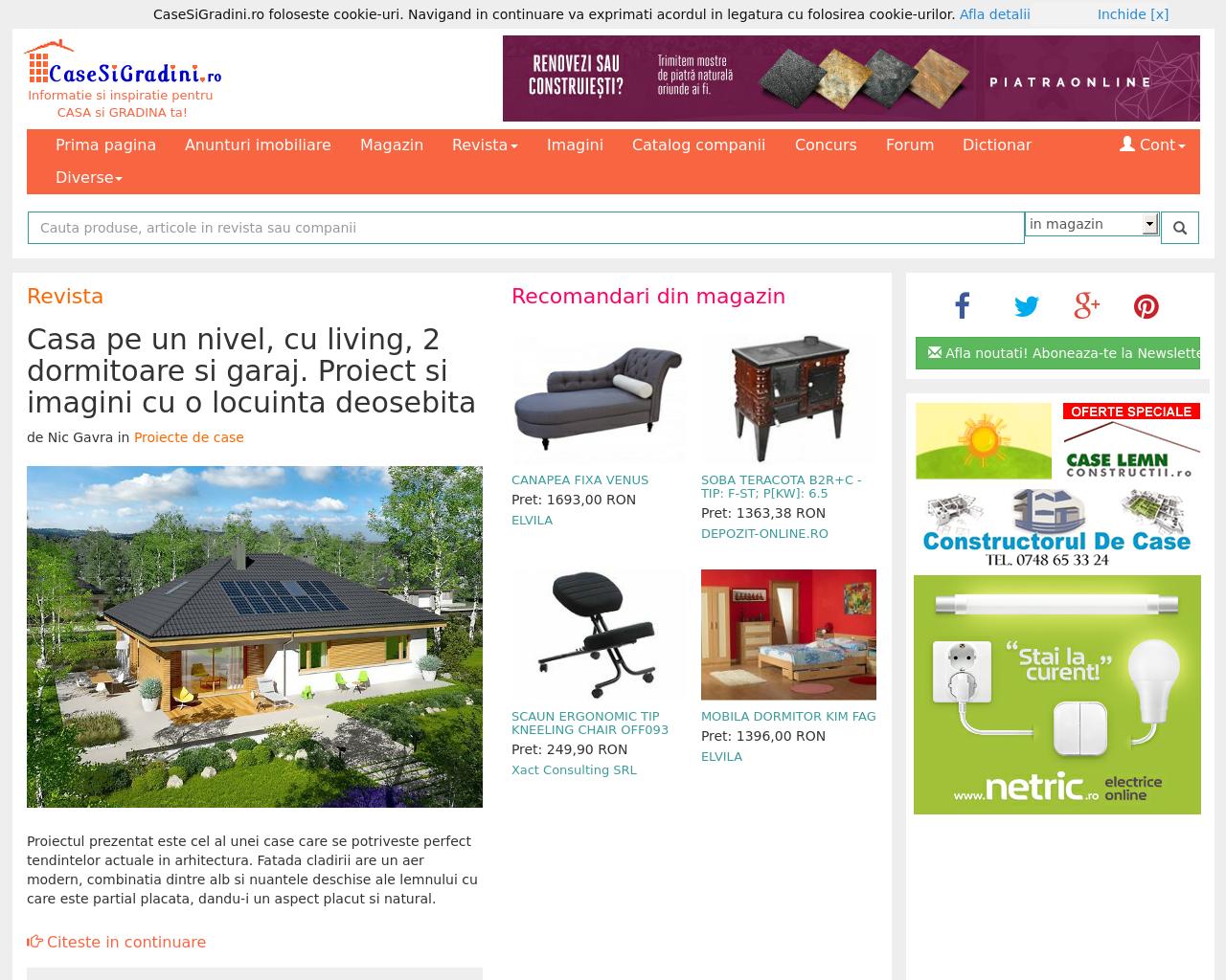 CaseSiGradini.ro-Advertising-Reviews-Pricing
