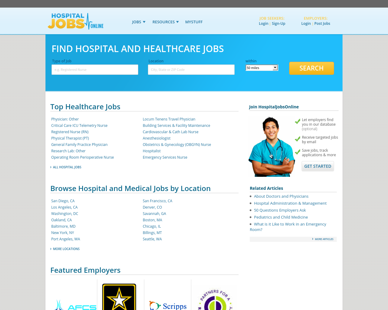 Hospital-Jobs-OnLine-Advertising-Reviews-Pricing