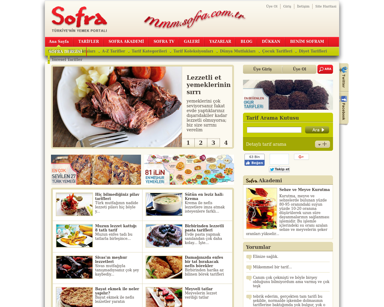Sofra-(Recipes)-Advertising-Reviews-Pricing