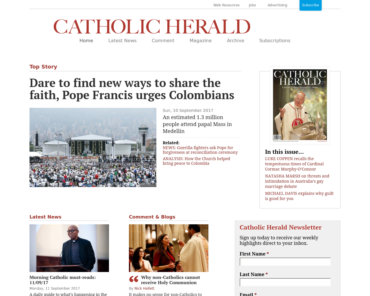 Catholic-Herald-Advertising-Reviews-Pricing