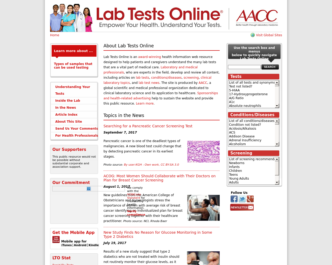 Lab-Tests-Online-Advertising-Reviews-Pricing