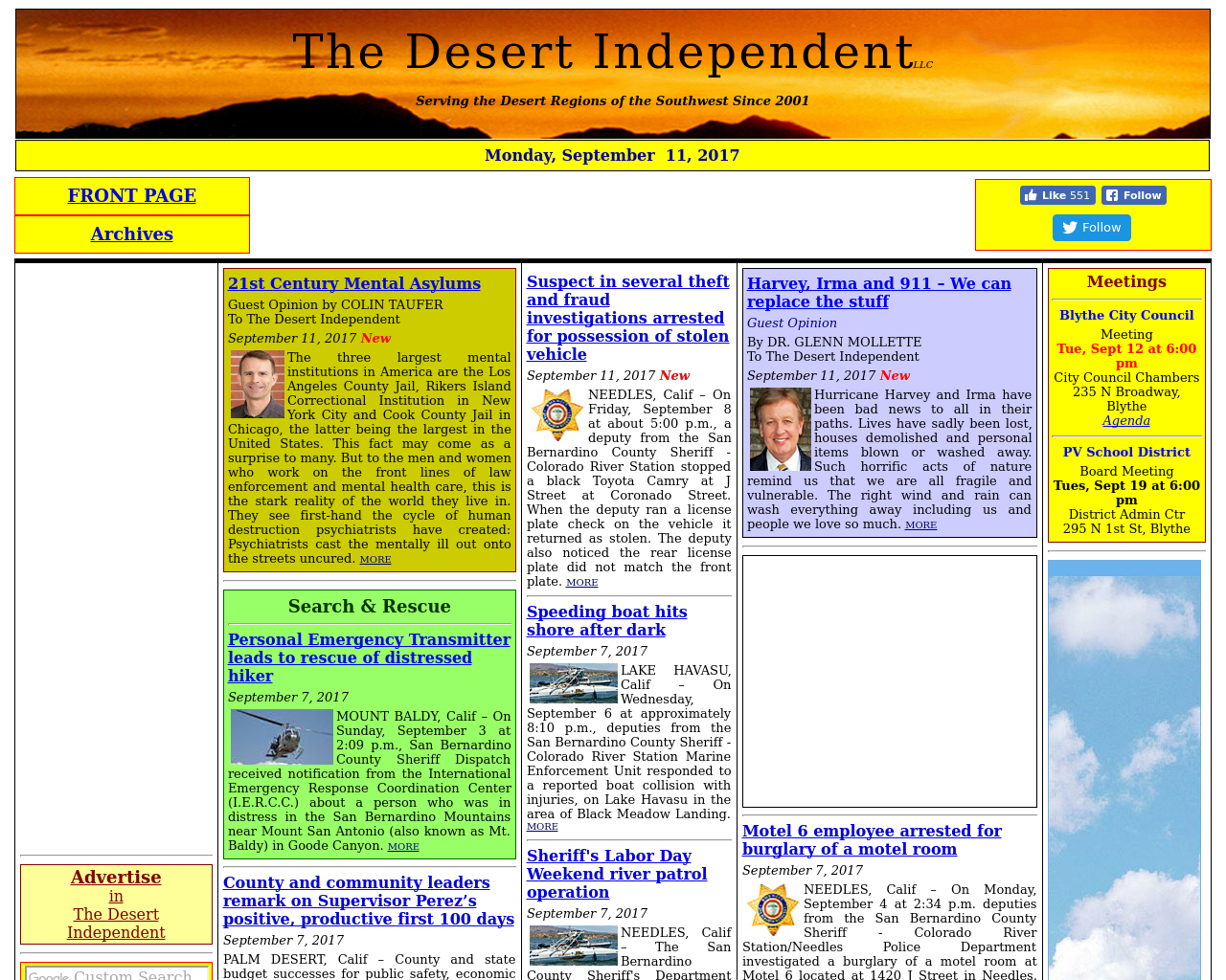 The-Desert-Independent-Advertising-Reviews-Pricing