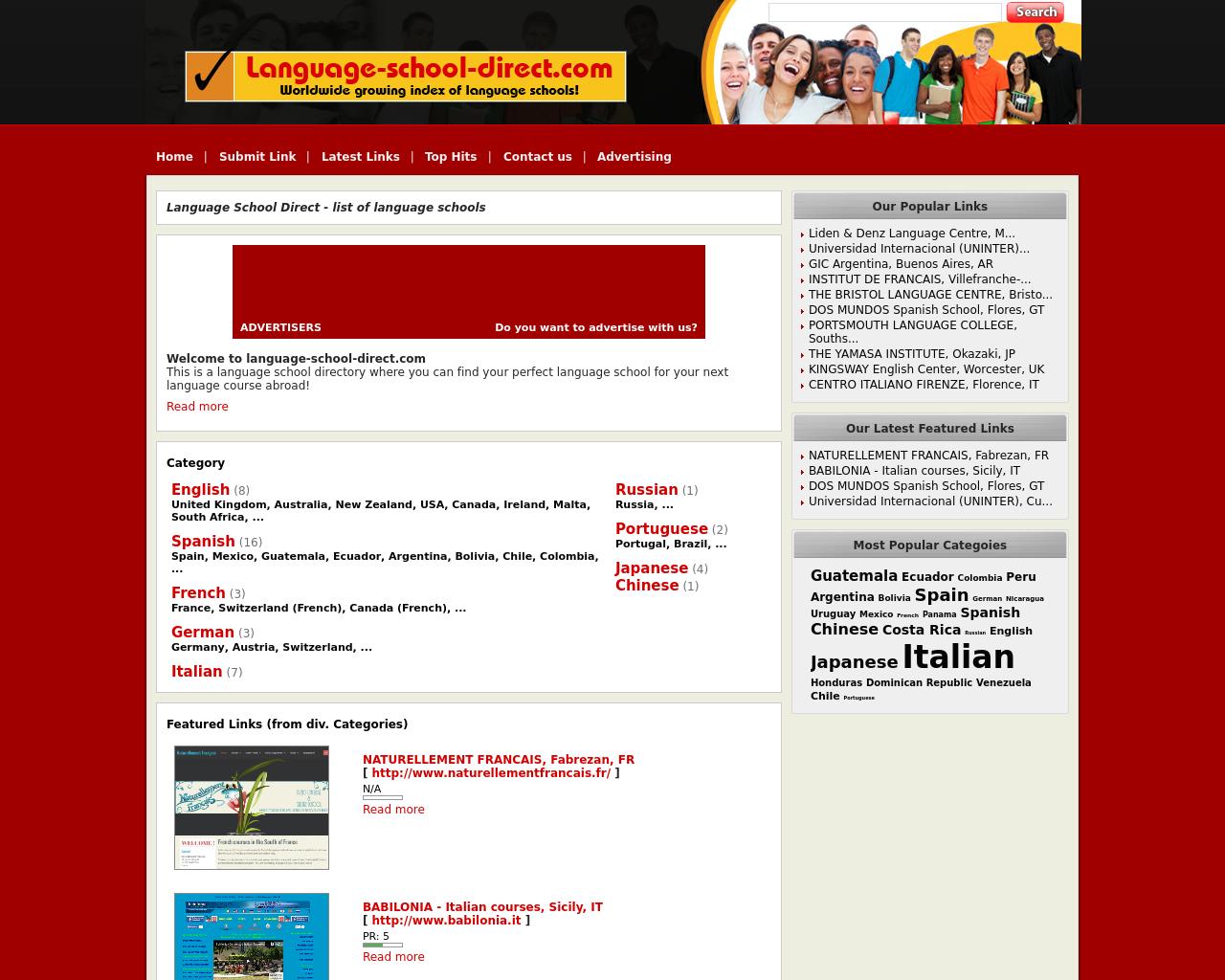 Language-School-Direct-Advertising-Reviews-Pricing