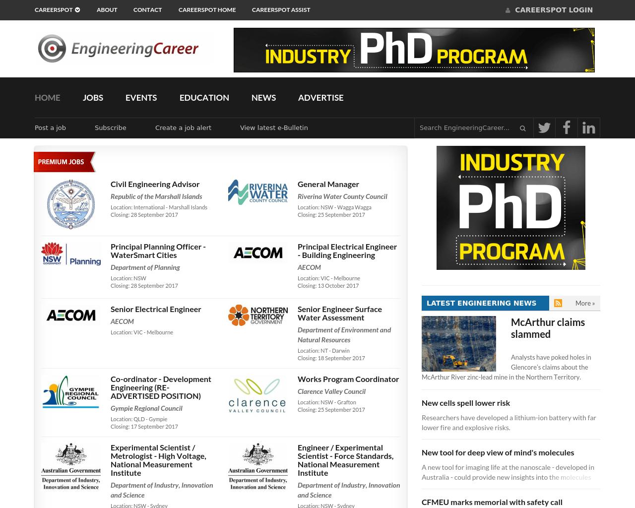 EngineeringCareer-Advertising-Reviews-Pricing