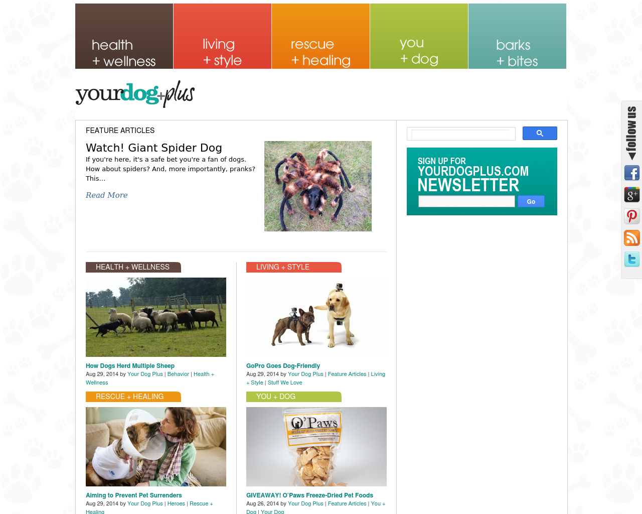Yourdog+plus-Advertising-Reviews-Pricing