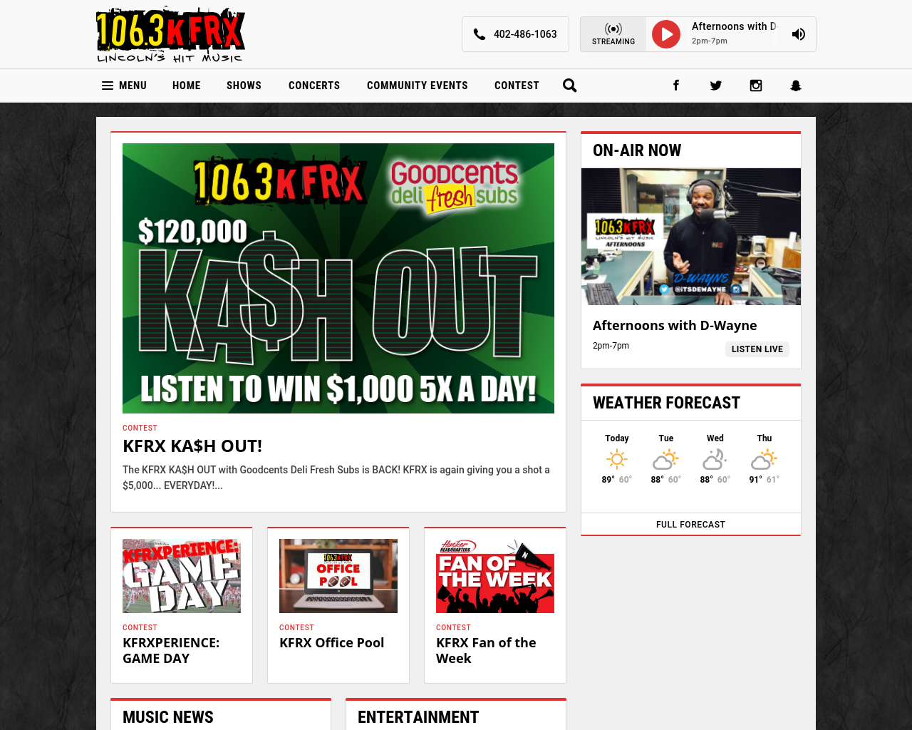 106.3-KFRX-Advertising-Reviews-Pricing