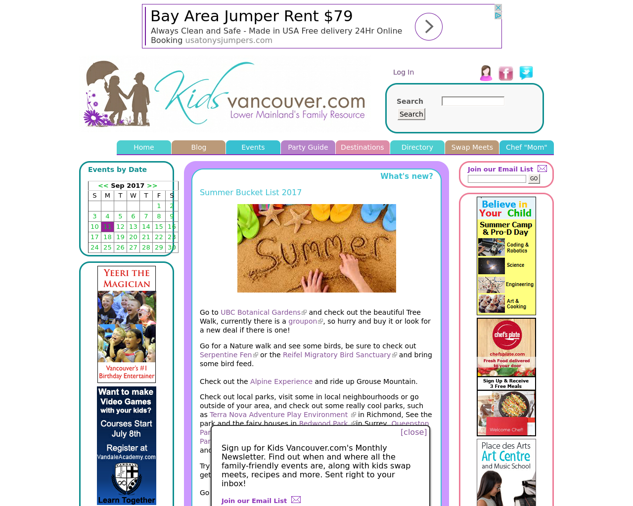 Kidsvancouver.com-Advertising-Reviews-Pricing