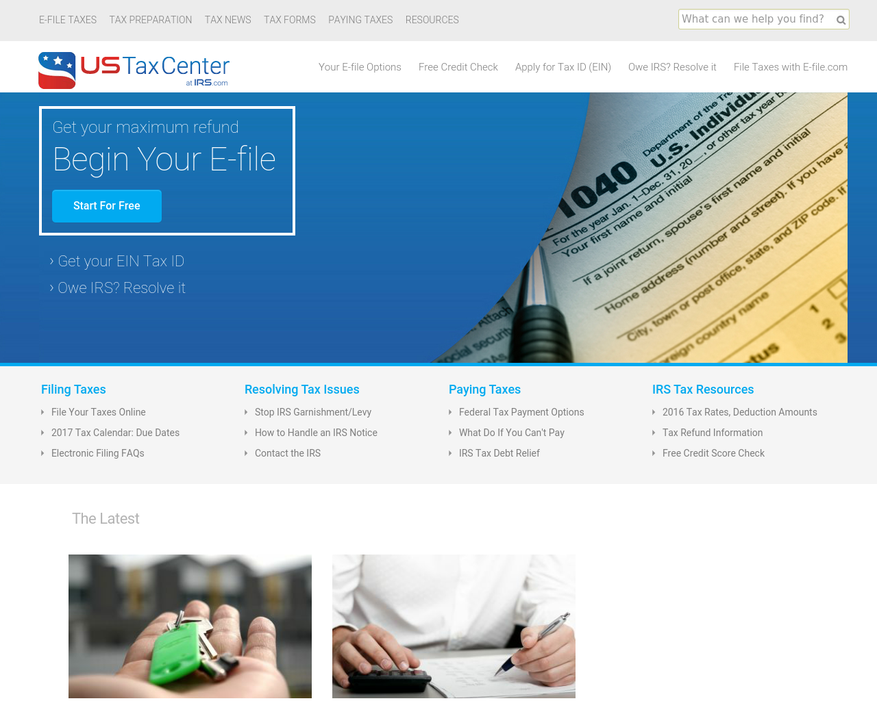 US-Tax-Center-Advertising-Reviews-Pricing
